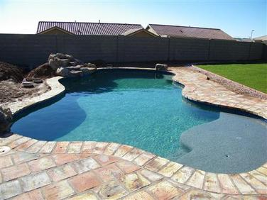 Sun City AZ Pool Cleaning Service and Repair Acid Wash Green Pool