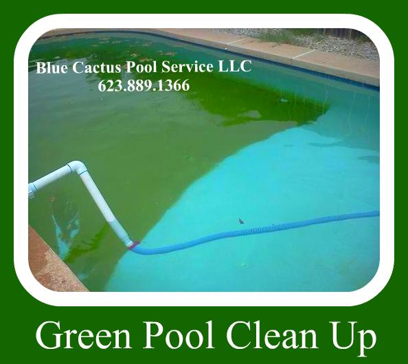 Phoenix Green Pool Cleaning